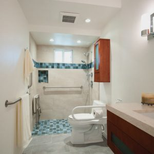 La Jolla - Master Bath Remodel ADA (2)